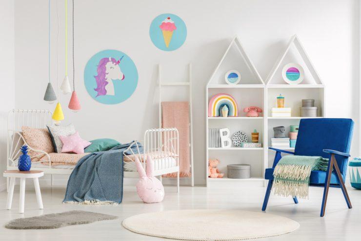 Conseils pour décorer une chambre de bébé